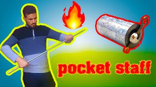 Pocket Staff Weapon Review