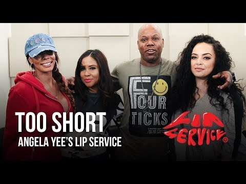 Angela Yee's Lip Service Feat. Too Short