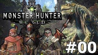 Monster Hunter World (Beta) #00 - Great Devourer, Great Jagras