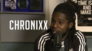 Chronixx talks state of Reggae with Hot97 Morning Show