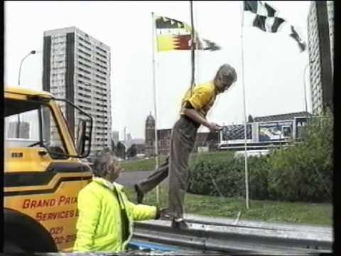 1987 - Birmingham Superprix - Phil Andrews and a c...