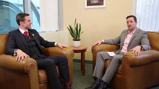Mayor of walnut creek, justin wedel sits down with host creek currents, brendan moran for a state the city report from hall in creek. recor...