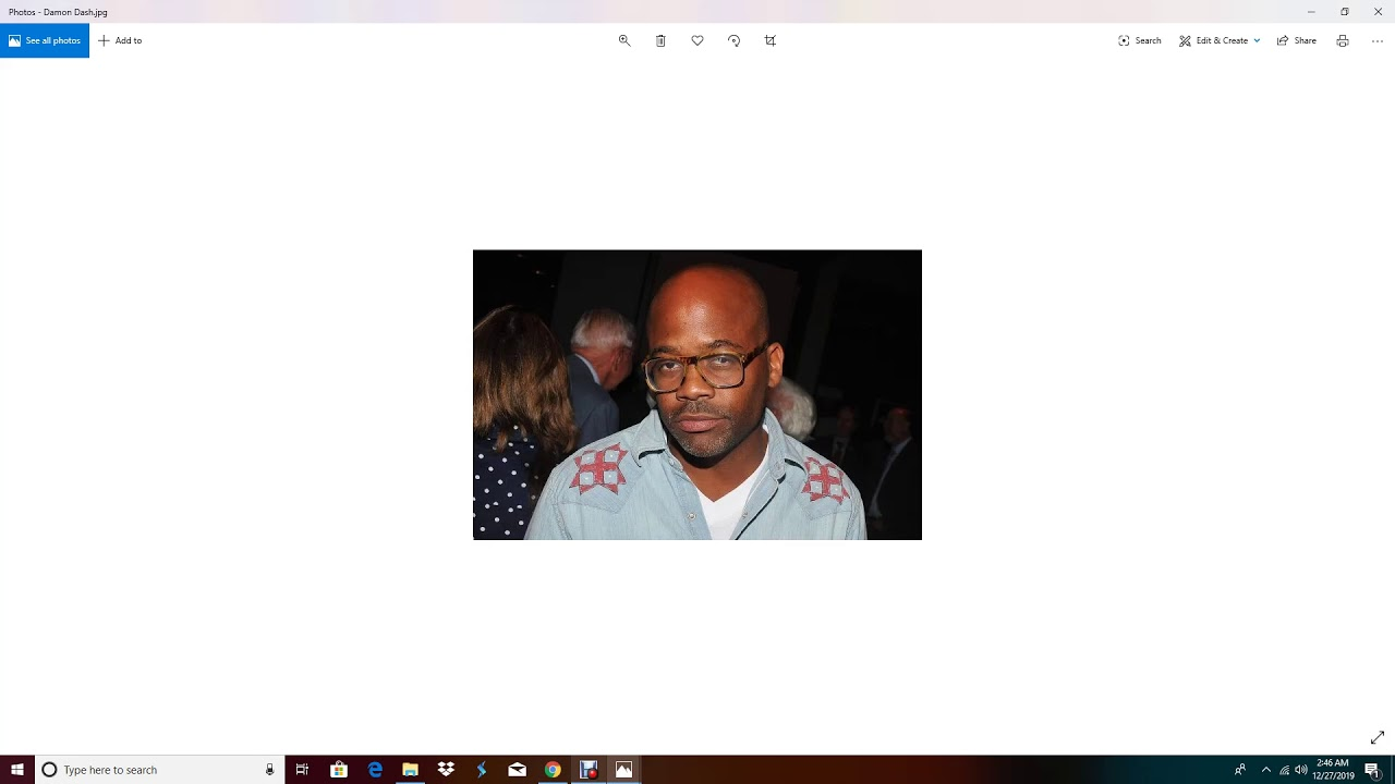 Now It's Damon Dash Turn