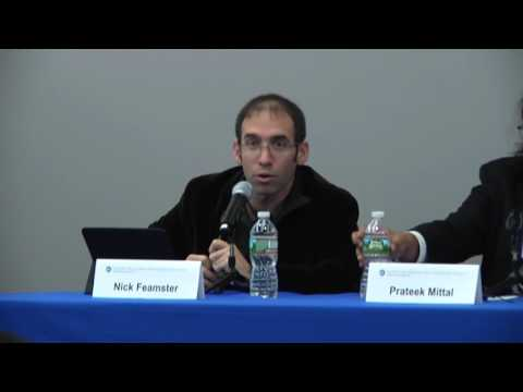 CITP Conference: Ethics of Computer Science Research - Panel 2: Ethics of Security Research