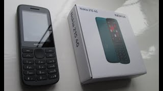 Nokia 215 4G 2020 Mobile Phone Cell Phone Review, New Latest Nokia, Games, Snake, MP3, FM Radio.