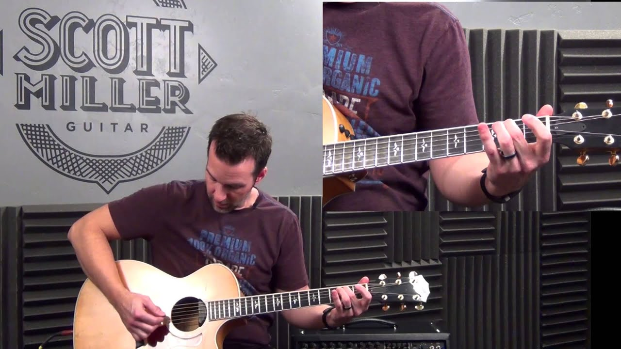 how to play happy song on guitar