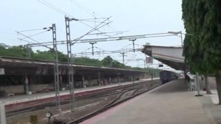 Kanniyakumari Railway Station, Tamil Nadu
