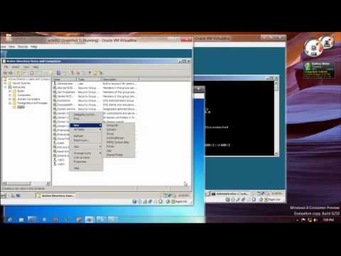 RODC installation & password replication ,credential caching in hindi by aditya