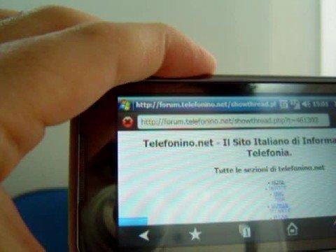Samsung i900 Omnia (part 3)