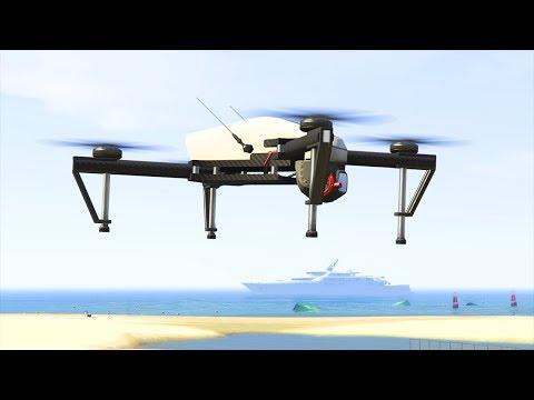DRONE GTA 5 ONLINE