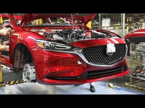 2018 Mazda 6 - PRODUCTION