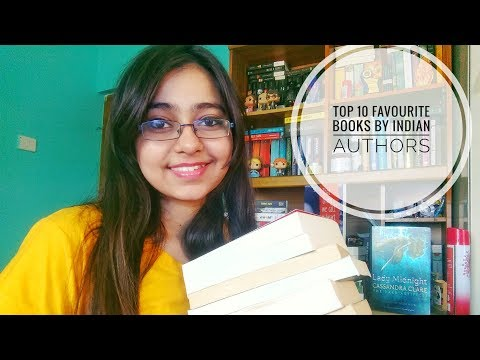 Favourite Books by Indian Authors || Best Indian Books to Read