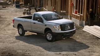 Nissan TITAN and TITAN XD Trucks - Single Cab Overview 2019 - ROGEE