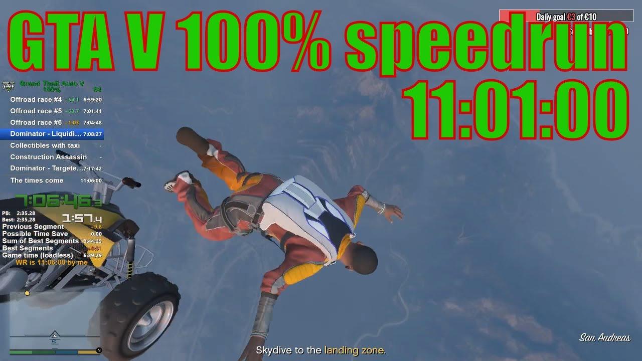 Gta 5 100