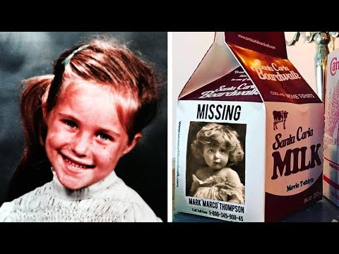 Girl Found Her Face On Milk Carton Titled 'Missing Girl'. Then Realizes Her Entire Life Is A Lie