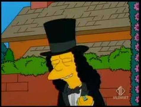 The Simpson - Otto Disc e l'Heavy Metal
