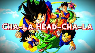 Dragon Ball Z ♪ Cha-La Head-Cha-La