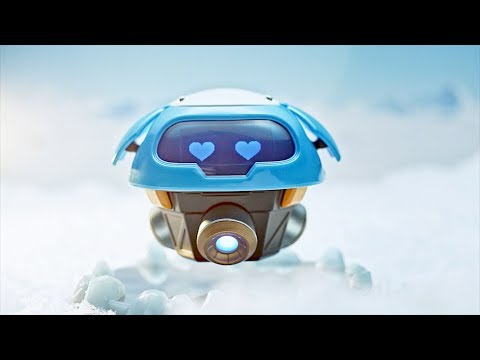 [NEW PRODUCT] Levitating Snowball   Pre-Order Now!   Overwatch