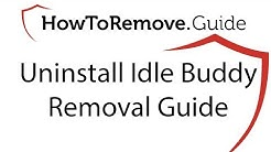 How To Uninstall idle buddy (Removal Guide)