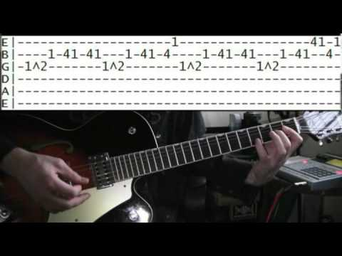 guitar lesson Johnny Cash folsom prison blues tab