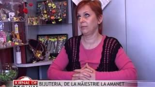 BIJUTERIA, DE LA MAIESTRIE LA AMANET