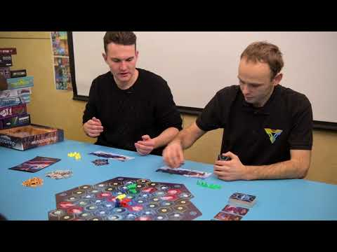 Let's Play - Pandorum: the Board Game