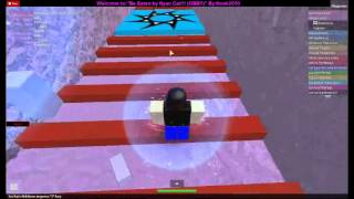 ROBLOX NYAN CAT OBBY WITH STAMPY 2