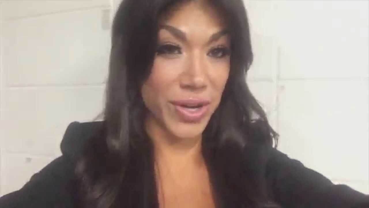 Feet Video Rosa Mendes naked photo 2017