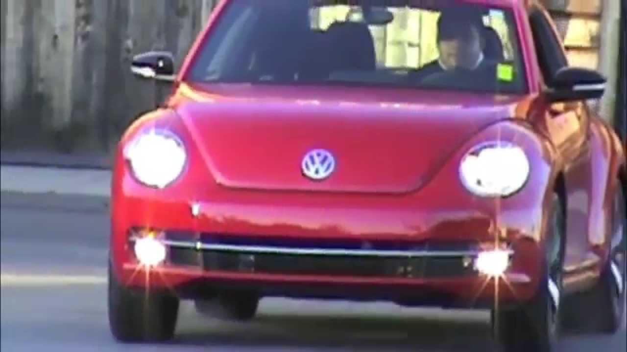 2012 Turbo Beetle 6 Speed Vw South Charlotte Youtube