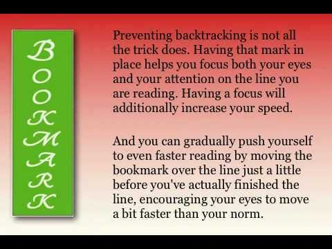 Double Your Reading Speed Now