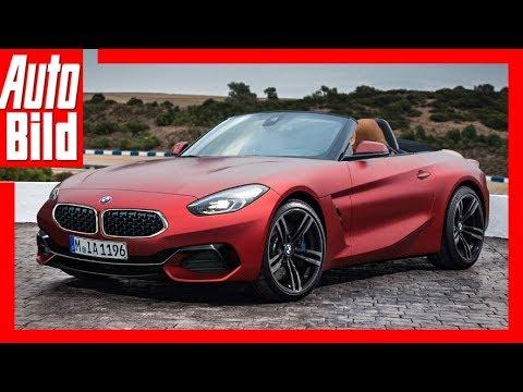 Zukunftsaussicht: BMW Z4 (2018)