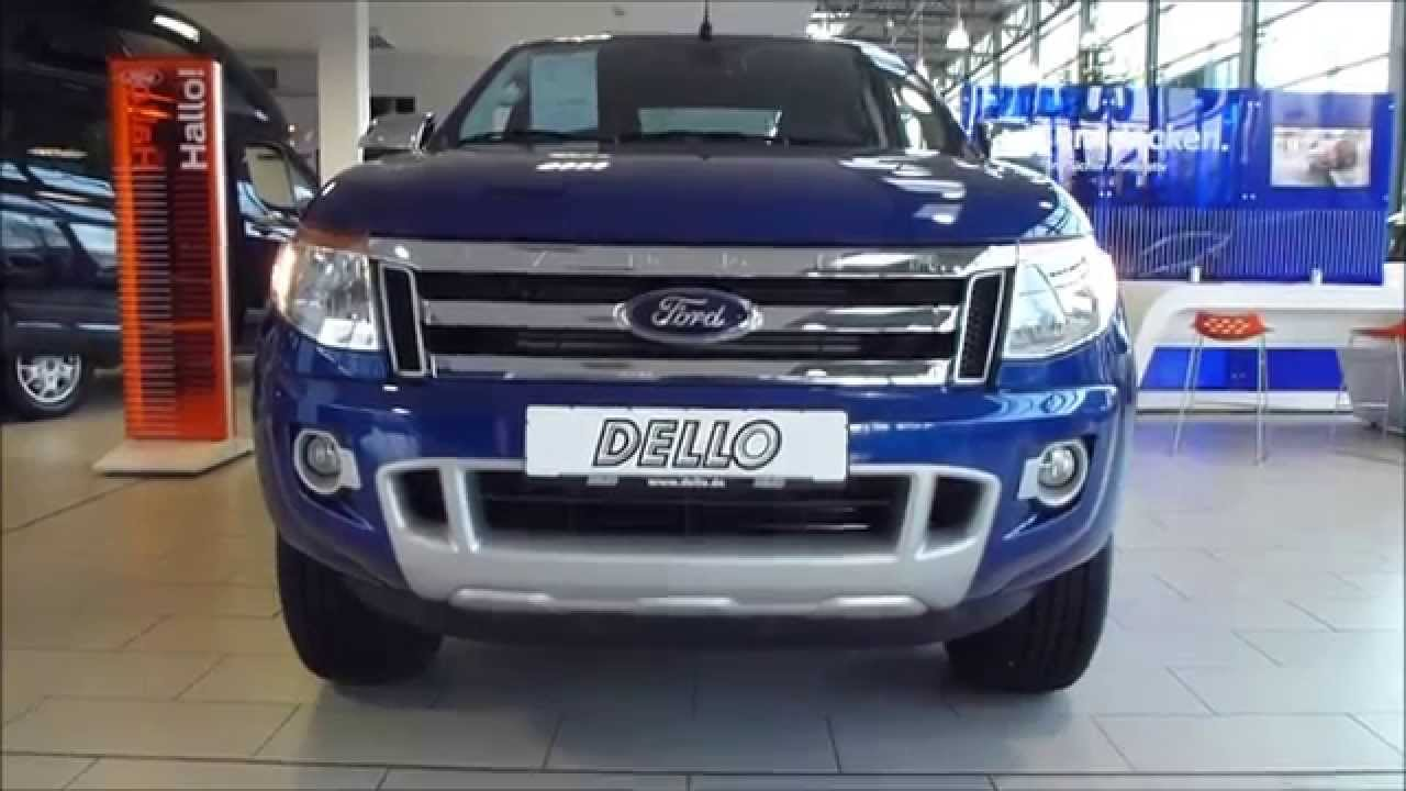2015 ford ranger double cab limited exterior interior 22 tdci 150 hp see also playlist youtube