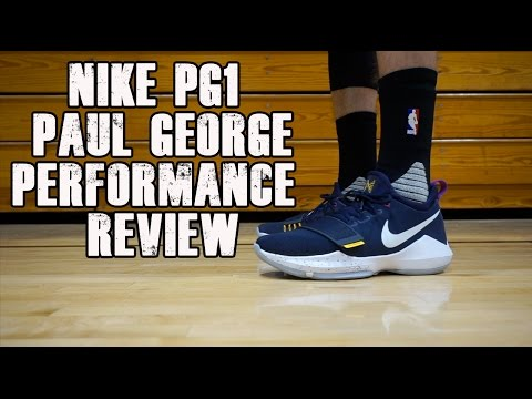 Nike PG1 Paul George Ferocity Performance Review
