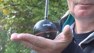 видео Эхолот Deeper Smart Sonar Pro
