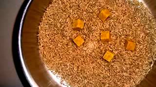 How To Cook Chicken Flavored Brown Rice | Chicken Biryani Recipe
