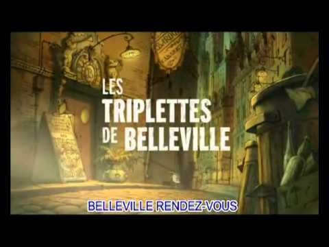 Trailer do filme As Bicicletas de Belleville