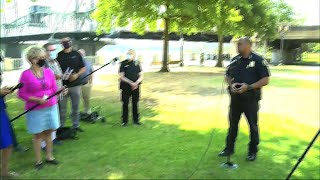 Nightly protests strain Portland police resources