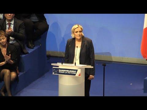 "Marine Le Pen veut rebaptiser le FN ""Rassemblement national"""