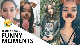 FUNNY MOMENTS | Jessica Caban funny moments