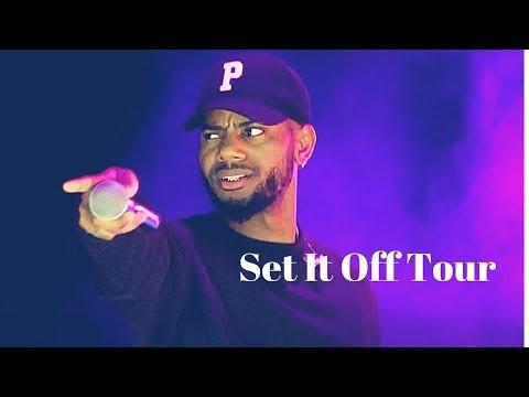 Bryson Tiller - Set It Off Tour live in Dublin + Vlog