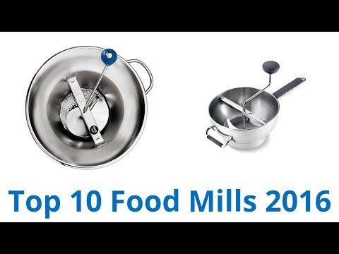 10 Best Food Mills 2016