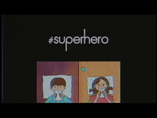 GRAVITY by #superhero (Official Lyric Video)