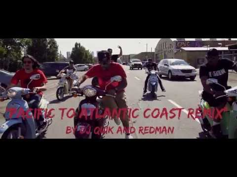 "Redman ""Pacific to Atlantic Remix"" (Official Music Video)"
