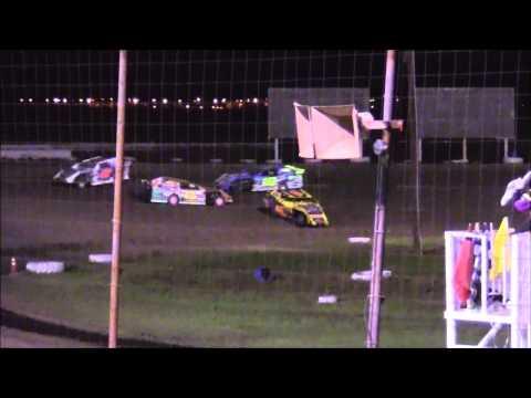 IMCA Sport Mods @ Lubbock Speedway 4-17-15