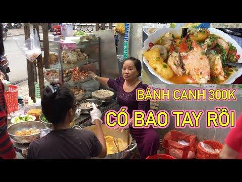 Bánh canh 300k đắt nhất Sài Gòn giờ ra sao? - Ẩm thực Việt Nam 247