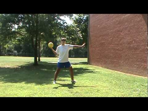 Overarm Throwing