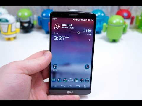 Three Fun Things to Do with the LG G3 - Pocketnow  - dv68dcWA5t0 -