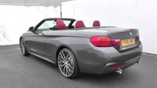 BMW 4 Series Convertible (F33) 440i M Sport Convertible B58 3.0i (Z4IG) U16122