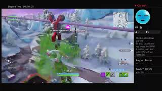 Juste quelques bots playin fortnite