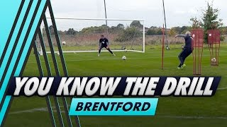 Reactive Shooting   You Know The Drill - Brentford with Philipp Hofmann